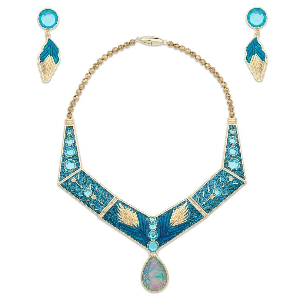 Disney Princess Pocahontas Native American Indian Necklace Jewelry