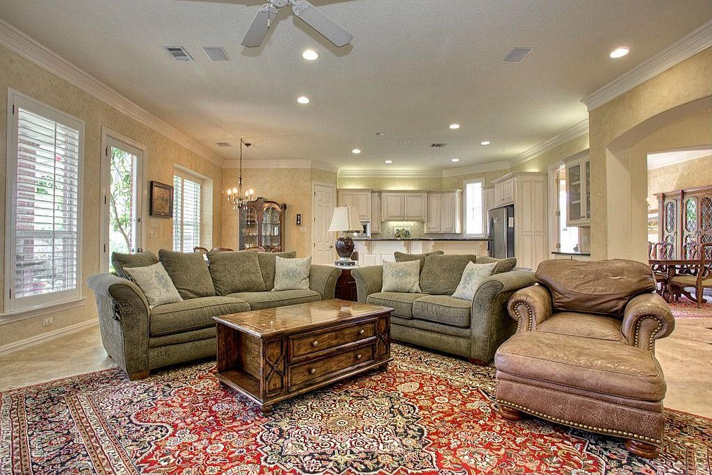 Traditional Living Room - Found on Zillow Digs