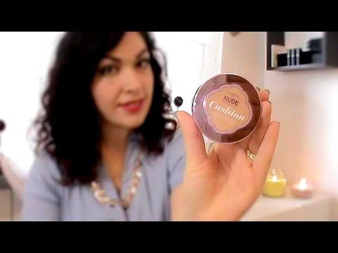 Review nuovo fondotinta  NUDE MAGIQUE CUSHION
