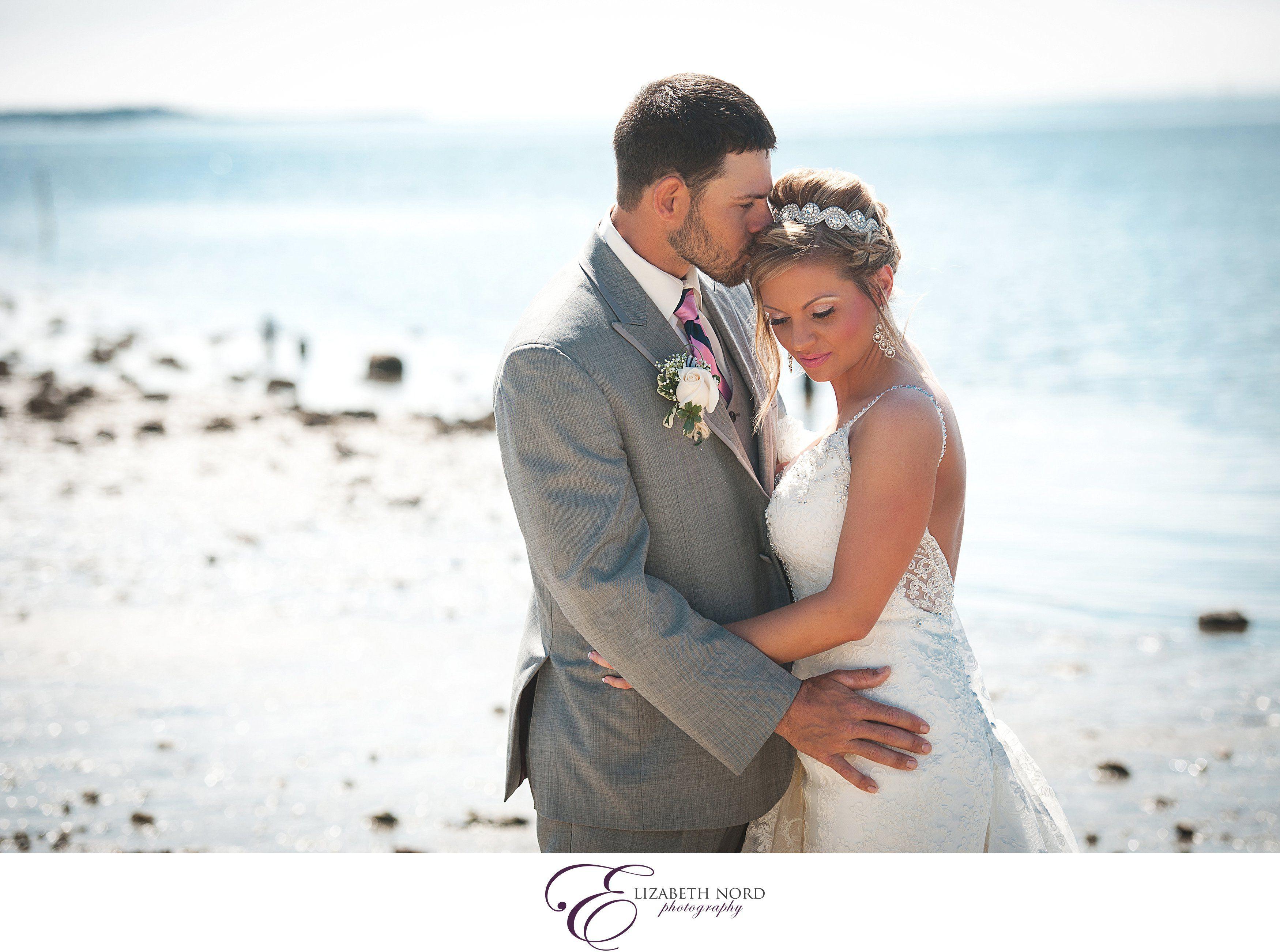 Elizabeth Nord Photography Destination Wedding In Cedar Key Fl Bride And Groom