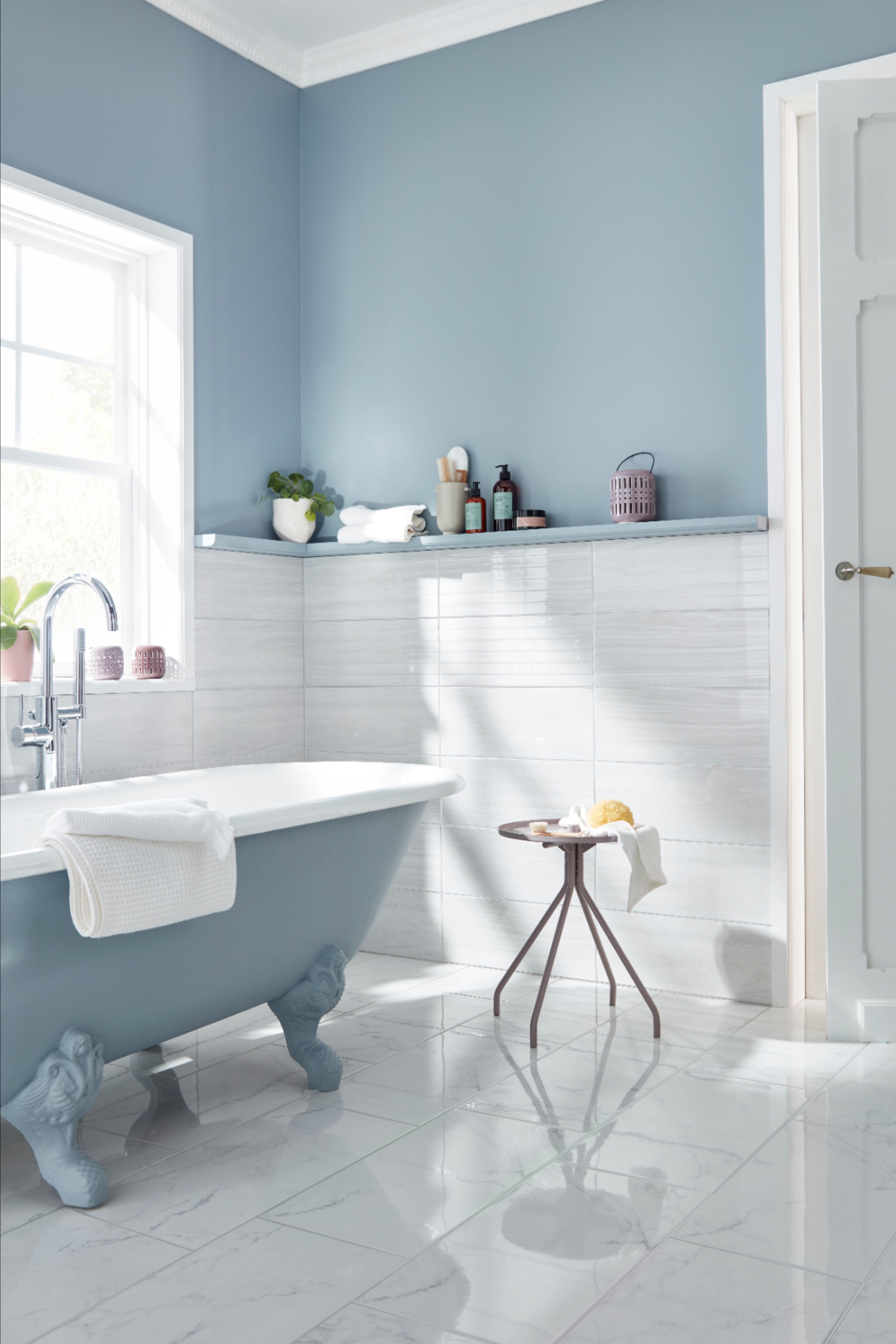 Couleur Peinture Carrelage Sol carrelage sol blanc 30 x 60 cm elegance marble (vendu au