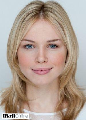 """Florence Colgate, com 18 anos, é dona do """"rosto mais perfeito"""" do Reino Unido."""