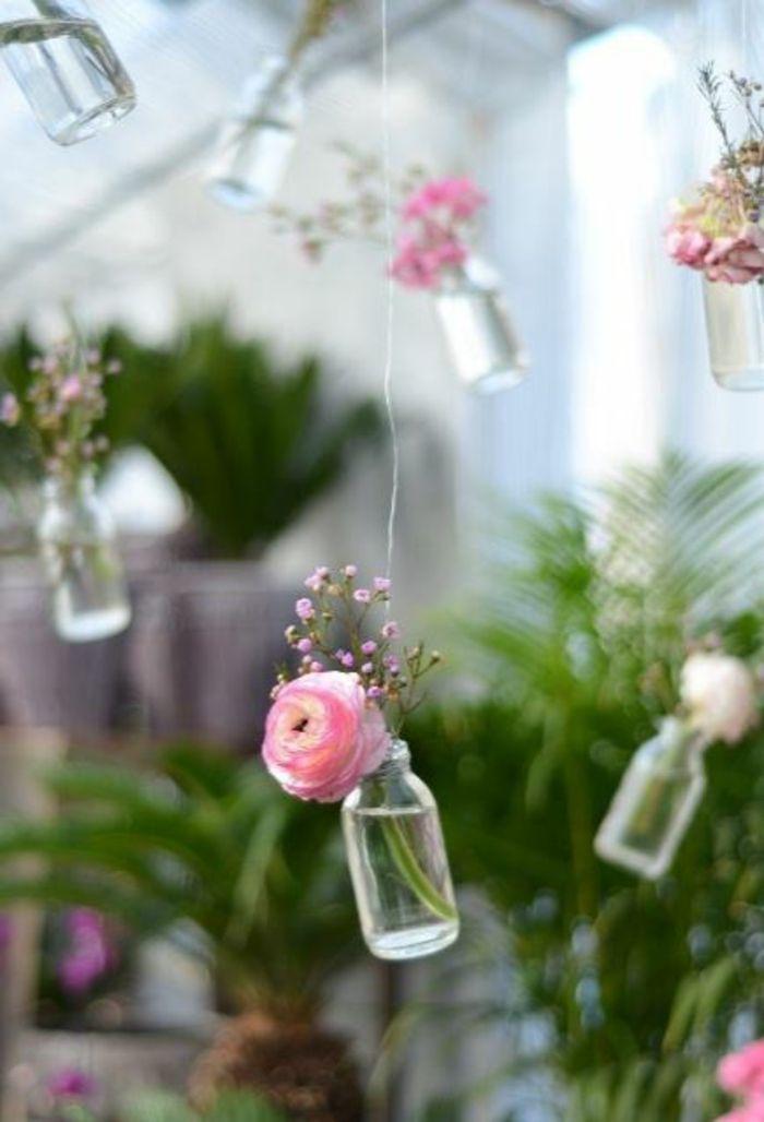 Blumen Deko dekoideen blumendeko deko ideen selber machen raumgestaltung ideen