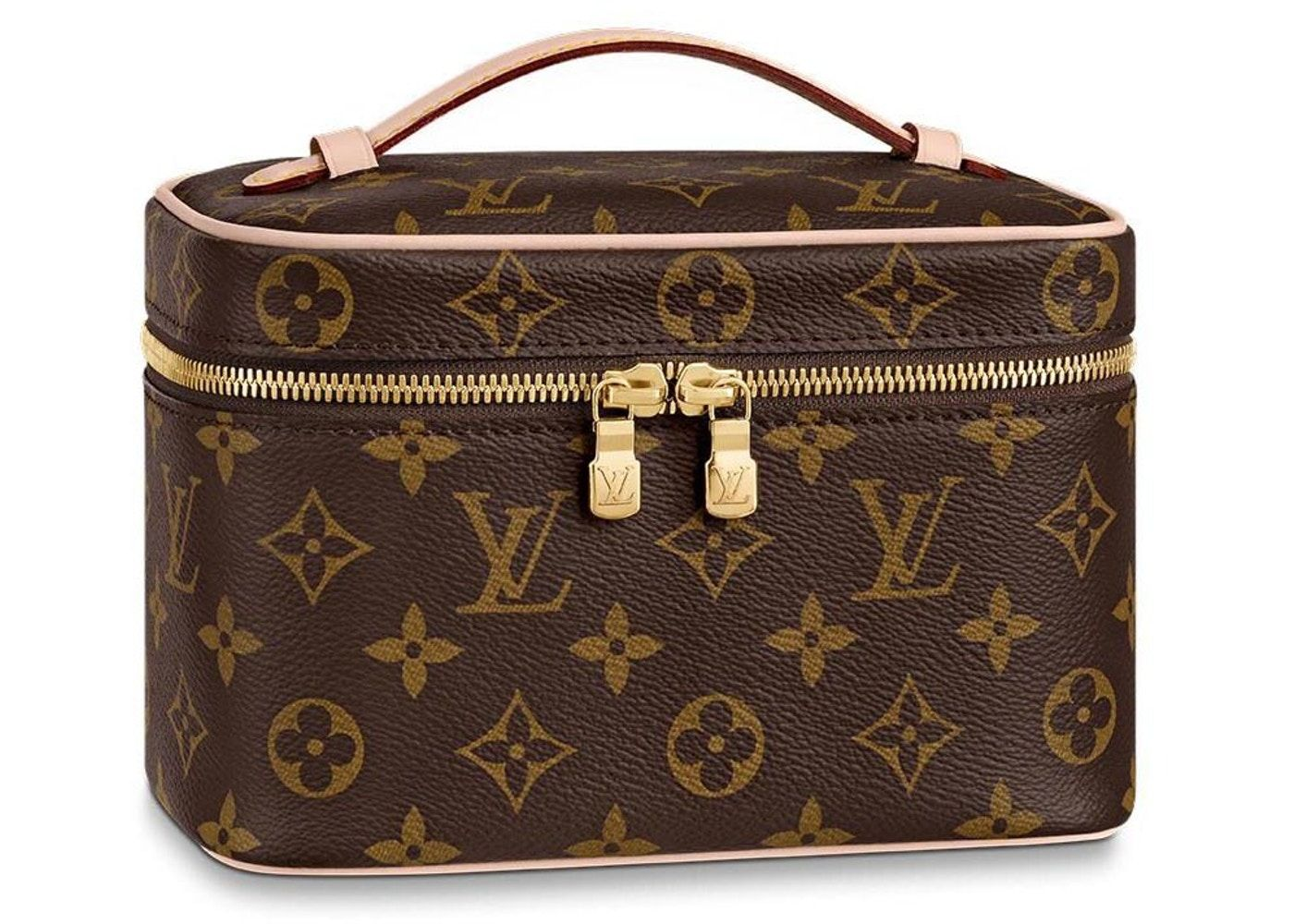 Louis Vuitton Nice Beauty Case Monogram Mini Brown In 2020 Louis Vuitton Louis Vuitton Watches Louis Vuitton Handbags