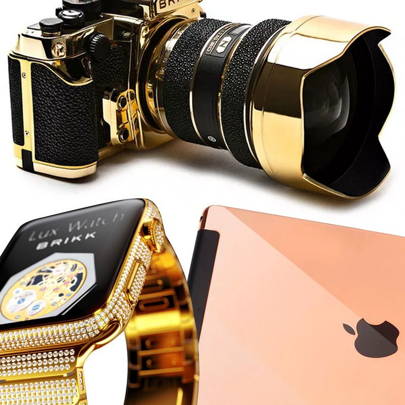 Behold, The World's Most Glamorous Tech Gadgets Ever