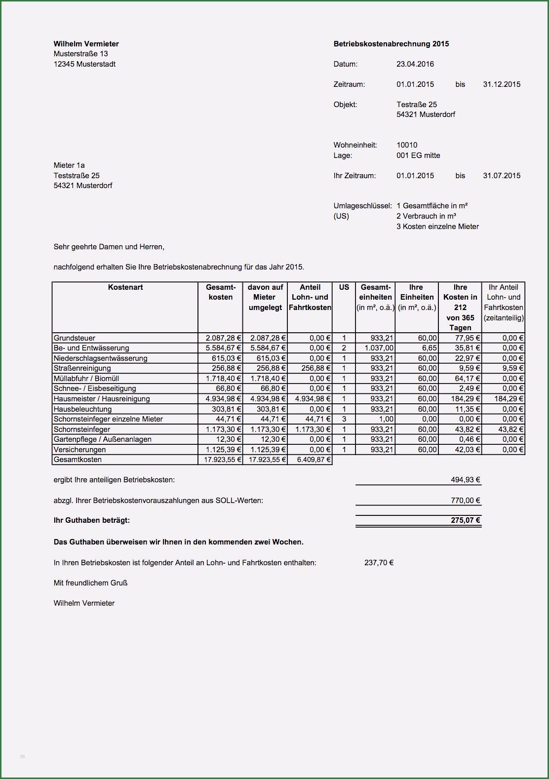 20 Sensationell Nebenkostenabrechnung Vorlage In 2020 Nebenkostenabrechnung Geschenkgutschein Vorlage Vorlagen Word