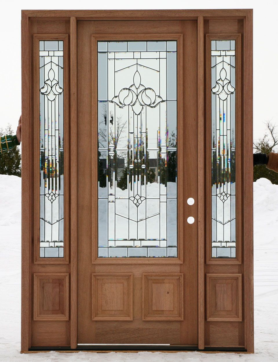affordable front doors with sidelights fully assembled and ready to install front doors for your home at the most affordable price