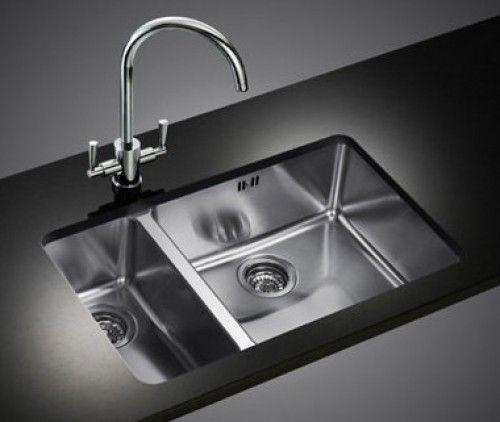 Franke Kubus Kbx160 45 20 Stainless Steel Kitchen Sink Franke