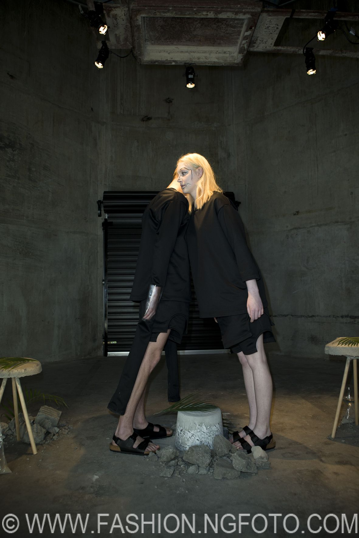 New Zealand Fashion Week INSIDER: Thprks. Photo credit: Michael Ng (NG FOTO)  #nzfw #thprks #invertededge #fashion #nz