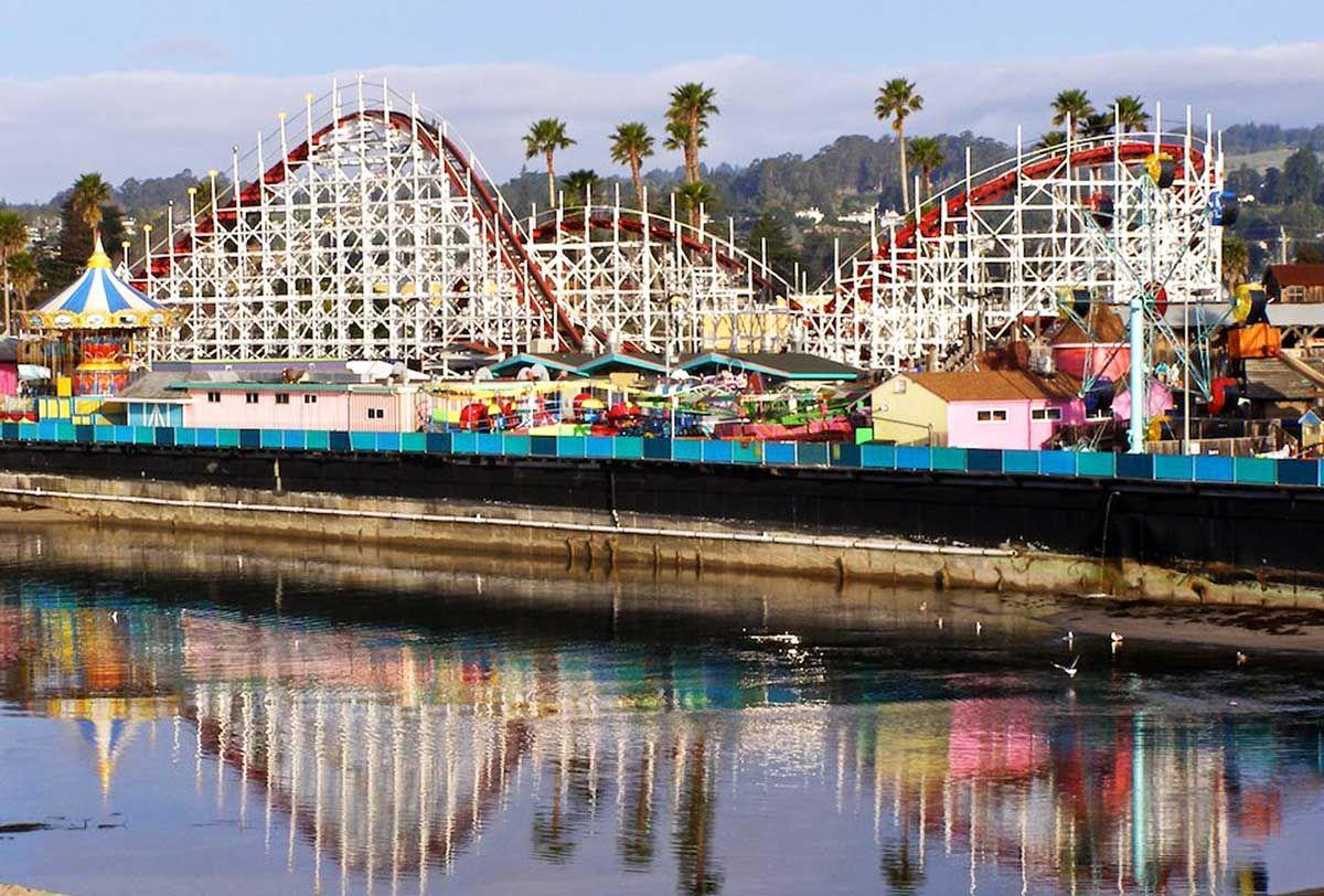Belmont Park Boardwalk | Mission Beach, San Diego | SoCal ...
