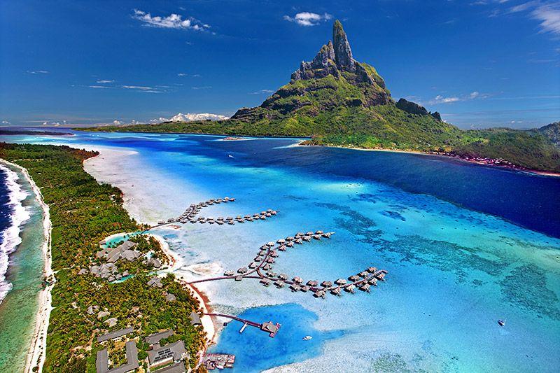 Bora Bora Tropics Wikipedia The Free Encyclopedia Beautiful Islands French Polynesian Islands Island Vacation