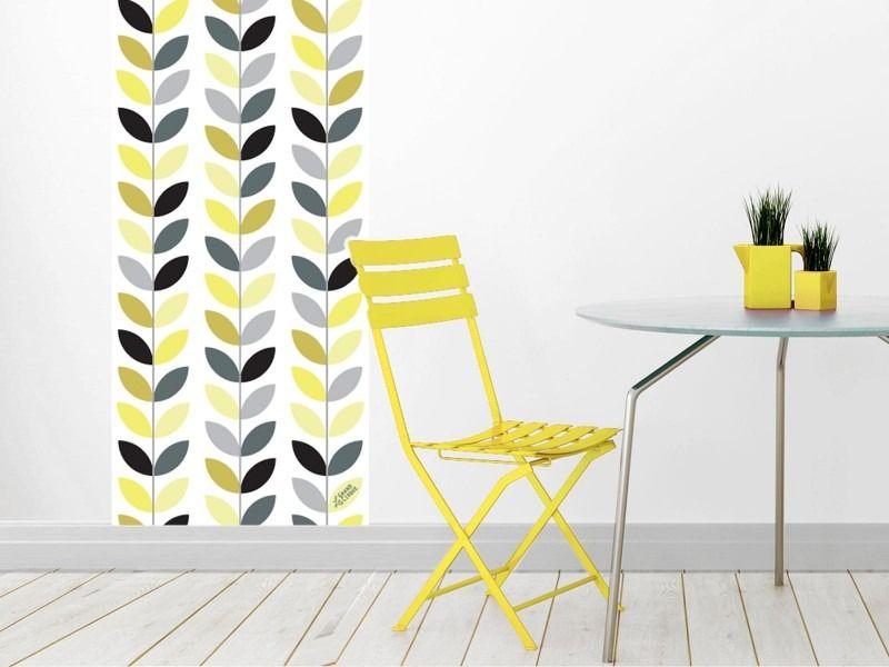 papier peint adh sif fa on for t moderne compos de. Black Bedroom Furniture Sets. Home Design Ideas