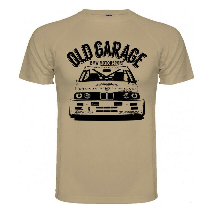 T-shirt bmw E30 tee-shirt bmw e30 M auto oldtimer youngtimer