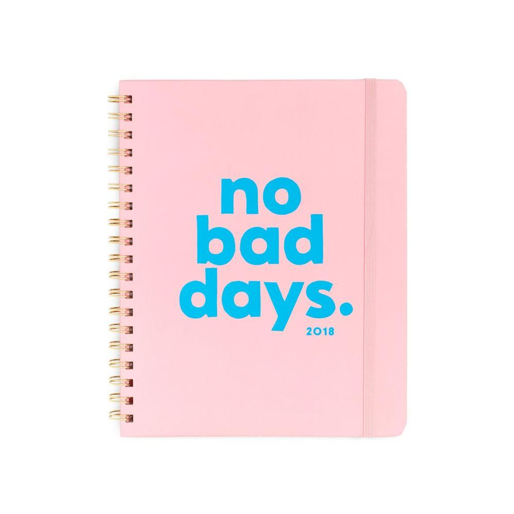 Bad Planner ban do 12 month 2018 planner no bad days products