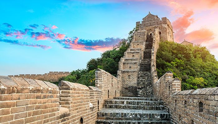 the best sections of the great wall of china on great wall of china id=16831