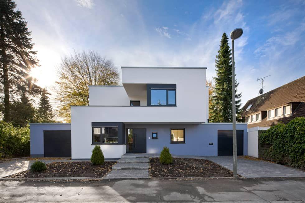 Moderne Massivhäuser wohnideen interior design einrichtungsideen bilder