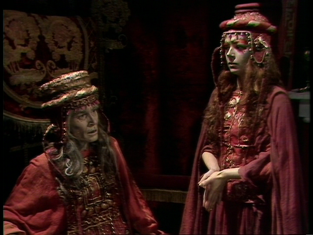 Morbius Dr Who >> Sisterhood Of Karn The Brain Of Morbius Doctor Who