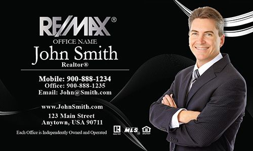 Remax business card ideas cool stuff from the internet pinterest explore real estate business real estate agents and more colourmoves Images