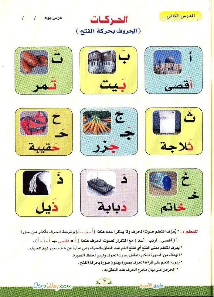 نور البيان في معلم القراءة بالقرآن ملفات أردنية Website