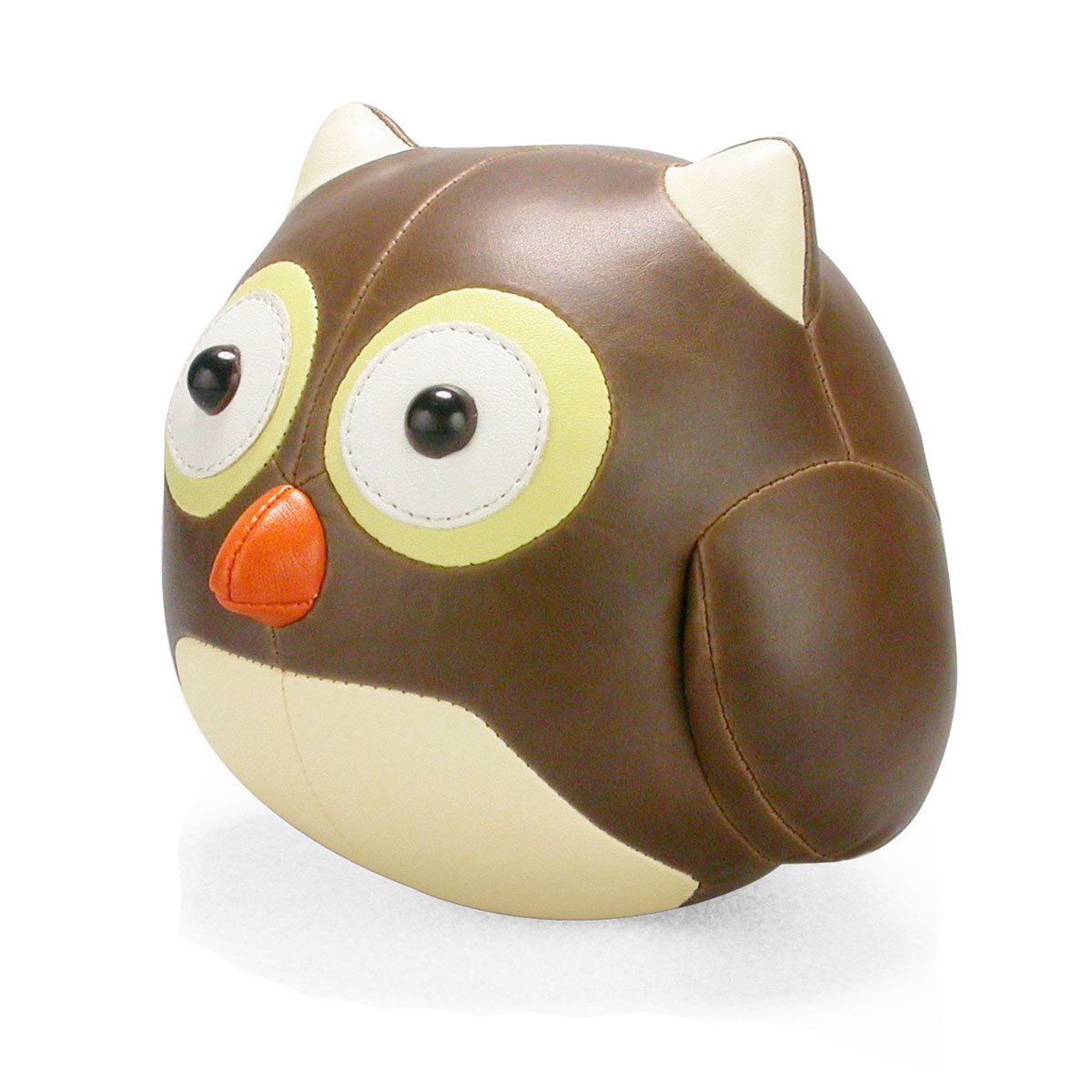 Wonderful {Owl Bookend Brown} Zuny   How Cute Is This Bookend! Think I Might Get It  To Replace The Door Stop Holding My Books Up Atm, Lol