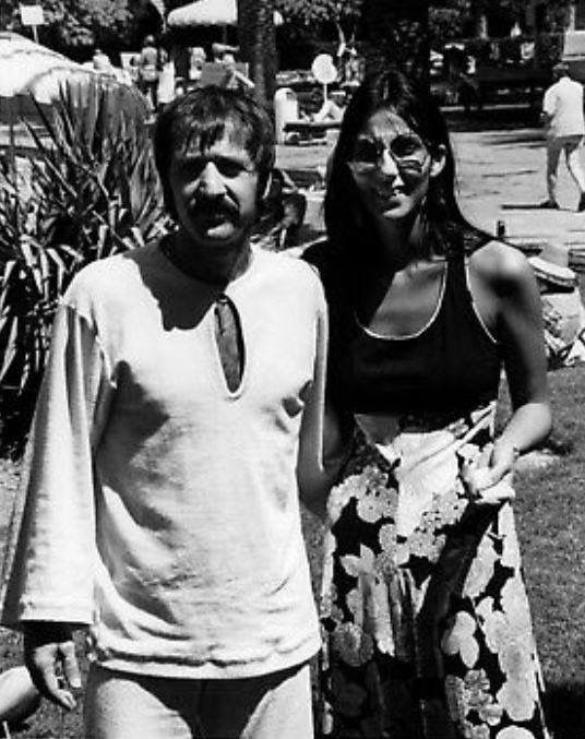 Pin on Sonny and Cher 1960s