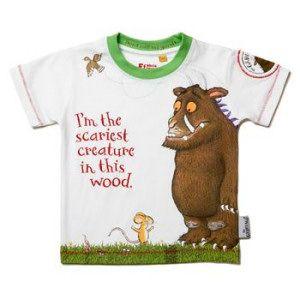 The Gruffalo - Gruffalo Kids 'Scariest' T-shirt