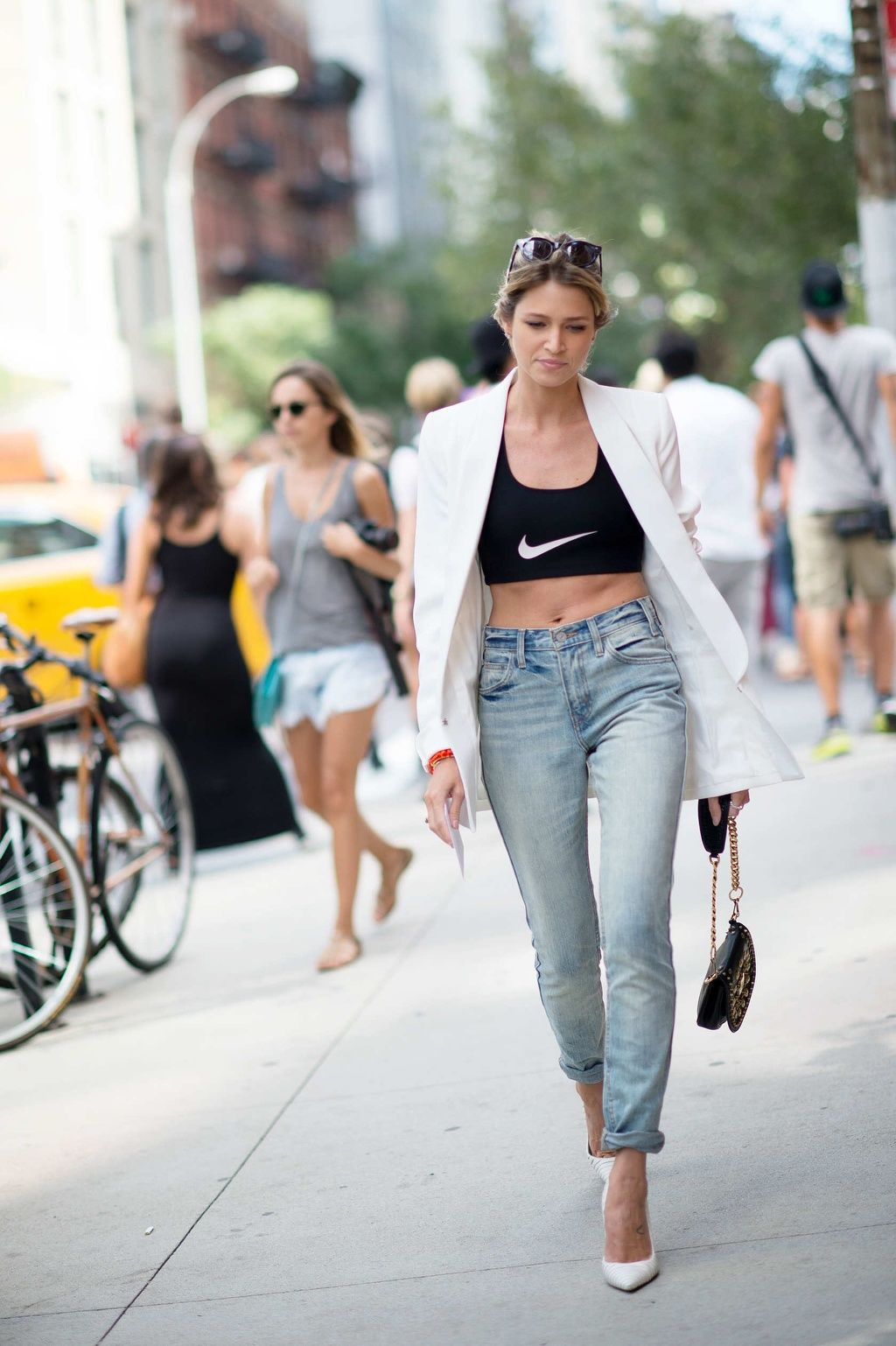 NYFW Flex Zone (With images) Fashion, Street style