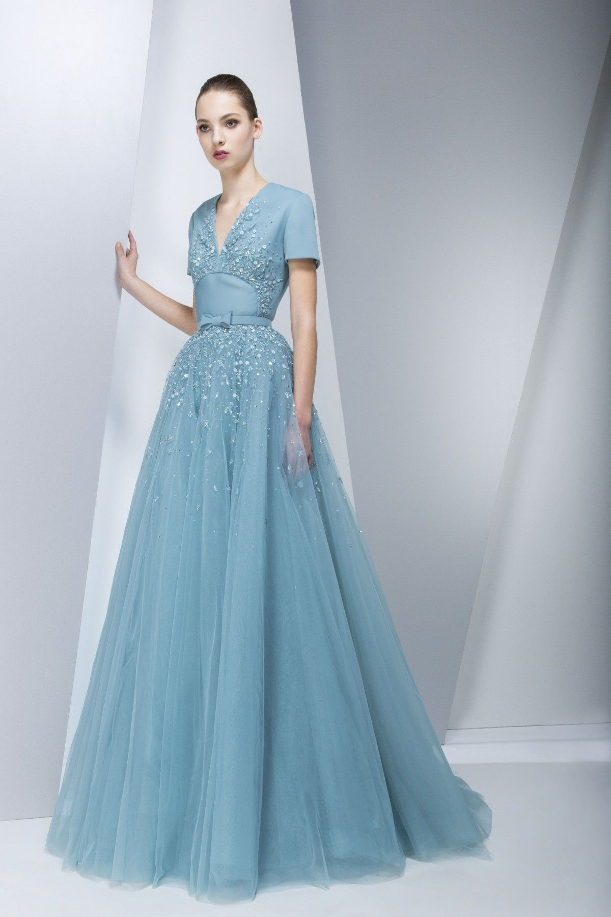 Modern day cinderella. Georges Hobeika - Fall-Winter 15-16 Ready-to ...