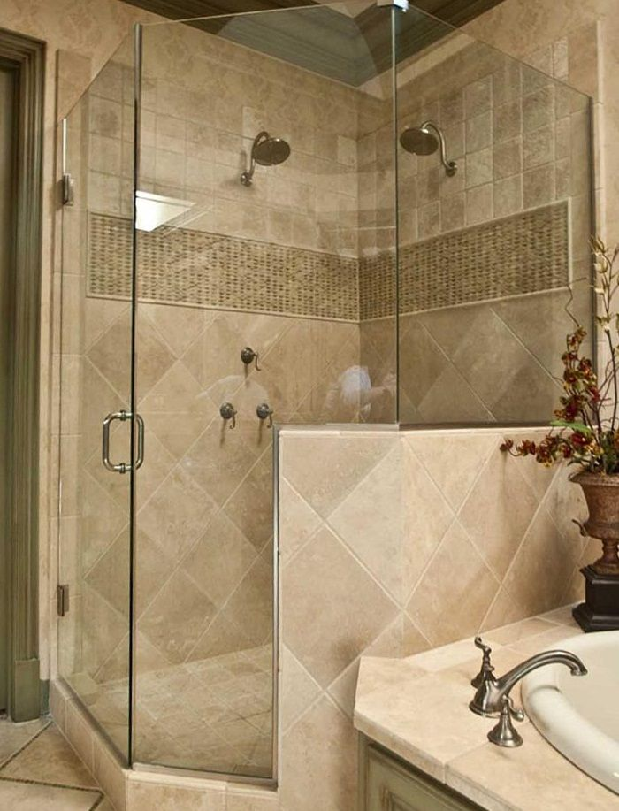 small bathroom remodel with corner shower images 02   Bath in 2018 ...