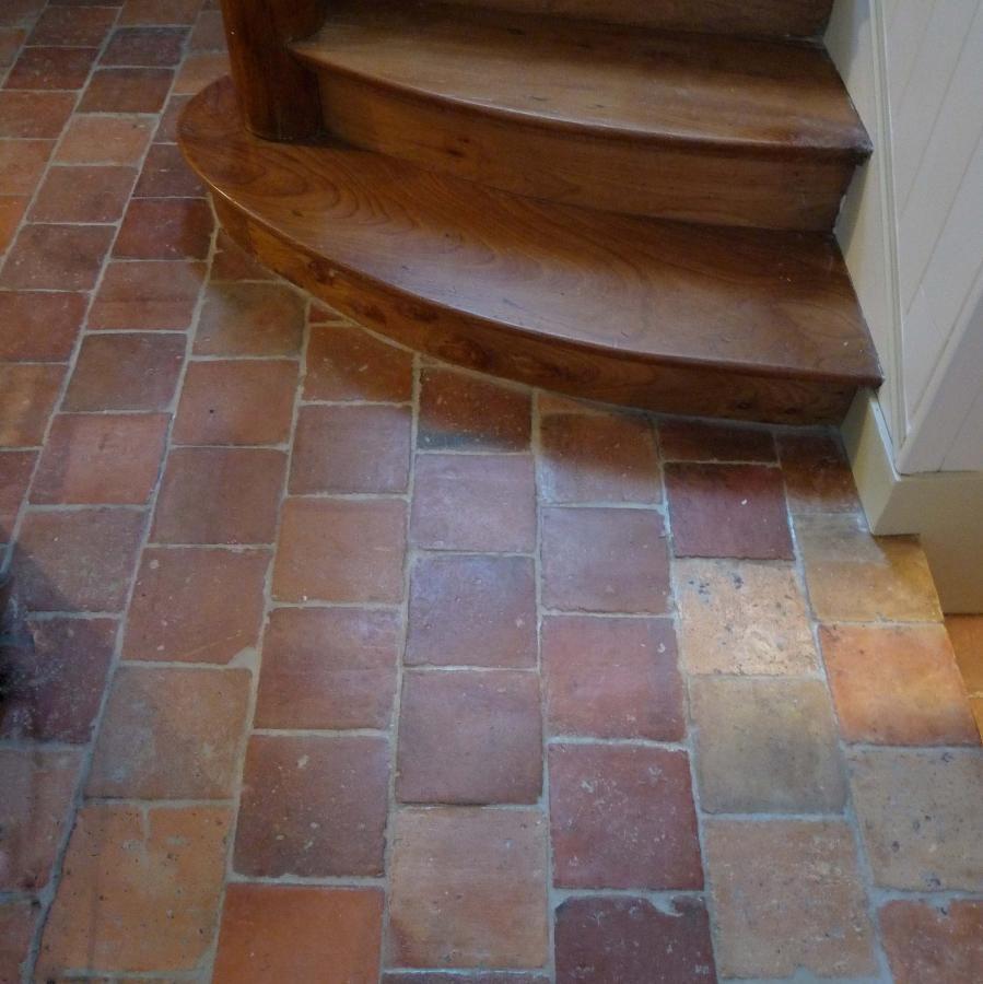 French Floor Tile Brudour Pinterest Terracotta Floor