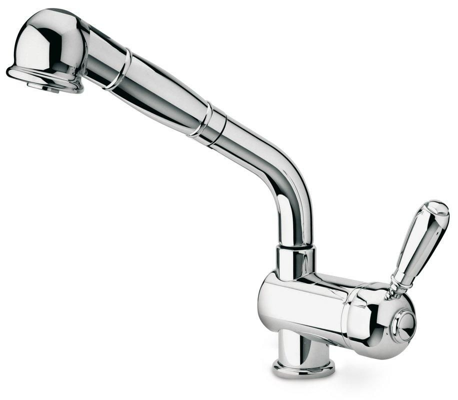 Latoscana Single Handle Pull Out Spray Kitchen Faucet