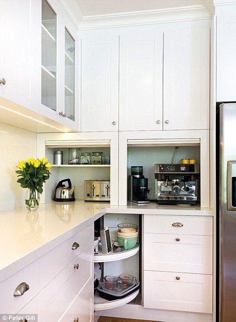 The Best Interior Design And Architecture From Around Australia Small Kitchen Cabinets Kitchen Cabinet Plans Corner Kitchen Cabinet