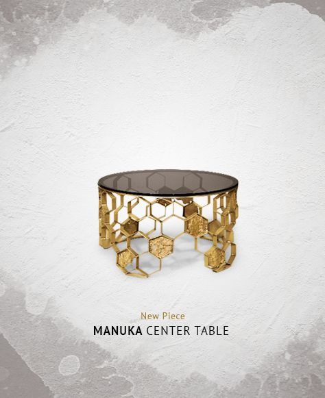 Modern Round Coffee Table Manuka Has A Top That Can Be Customized In Gl Or Marble So It Better Fit Your Living Room