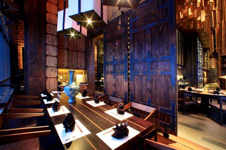 Enmaru Japanese Fine Dining Restaurant By Metaphor Jakarta