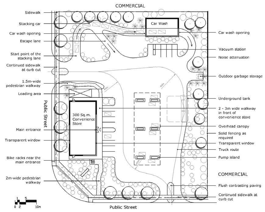 نتيجة بحث الصور عن petrol station concept design