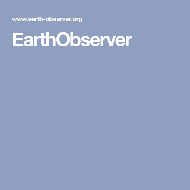 EarthObserver