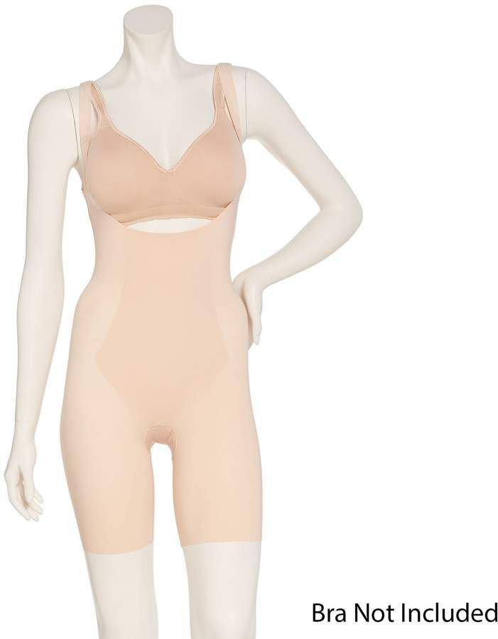 8a73537a9 Spanx Trust Your Thinstincts Open Bust Bodysuit