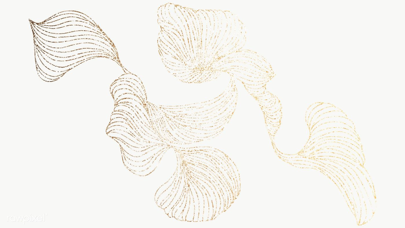 Golden Swirly Abstract Art Wallpaper Transparent Png Premium Image By Rawpixel Com Nunny Abstract Art Wallpaper Art Wallpaper Abstract