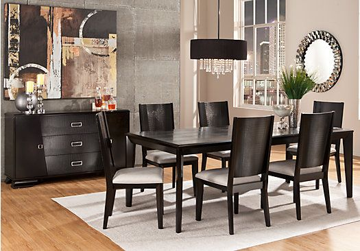 Shop for a sofia vergara biscayne 5 pc dining room at rooms to go ...