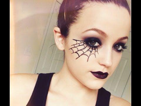 Easy Halloween Makeup For Work.Watch Me Get Ready For Work Halloween 2013 Halloween Makeup Easy Makeup Cute Halloween Makeup