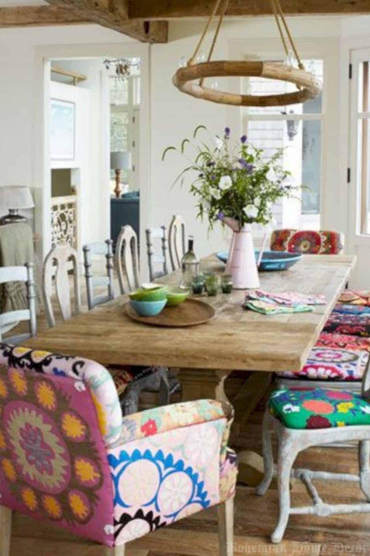 5 Incredible Bohemian Home Decor Examples