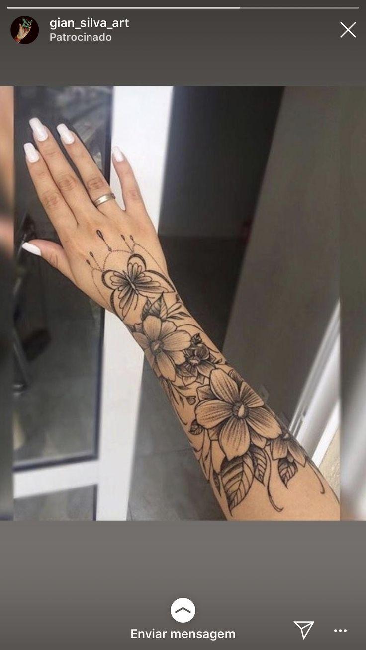 Untitled   Hand tattoos, Sleeve tattoos, Tattoos
