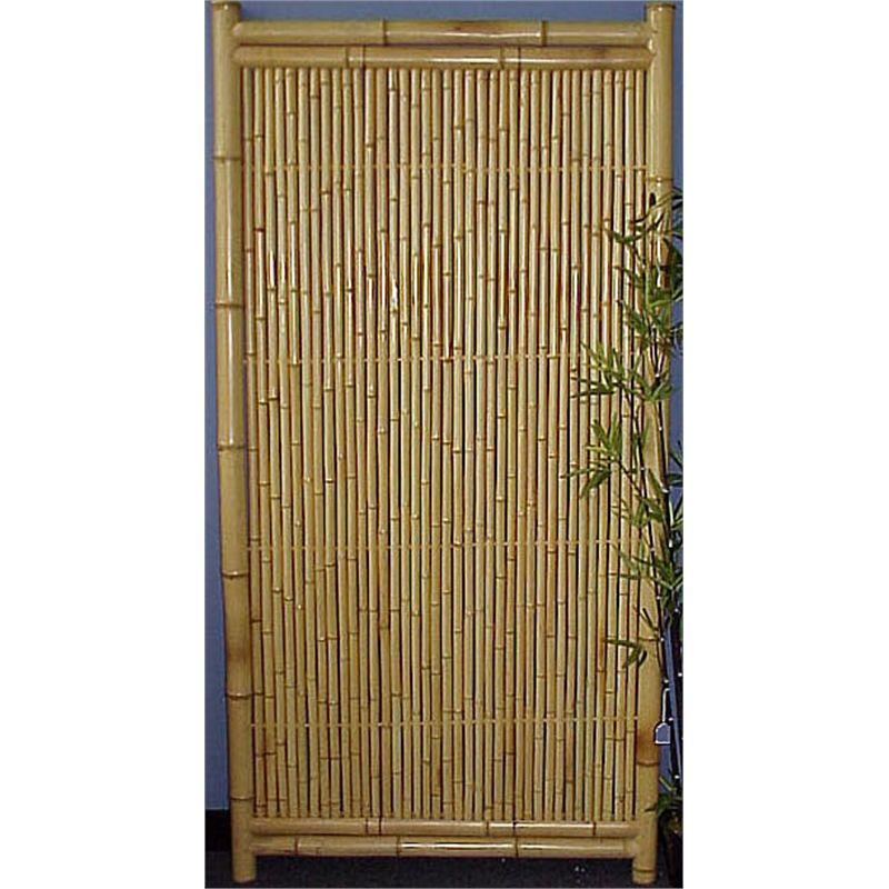 Moda Deluxe Euro Bamboo Panel 1800x900mm Bamboo Panels Paneling Bamboo Screening