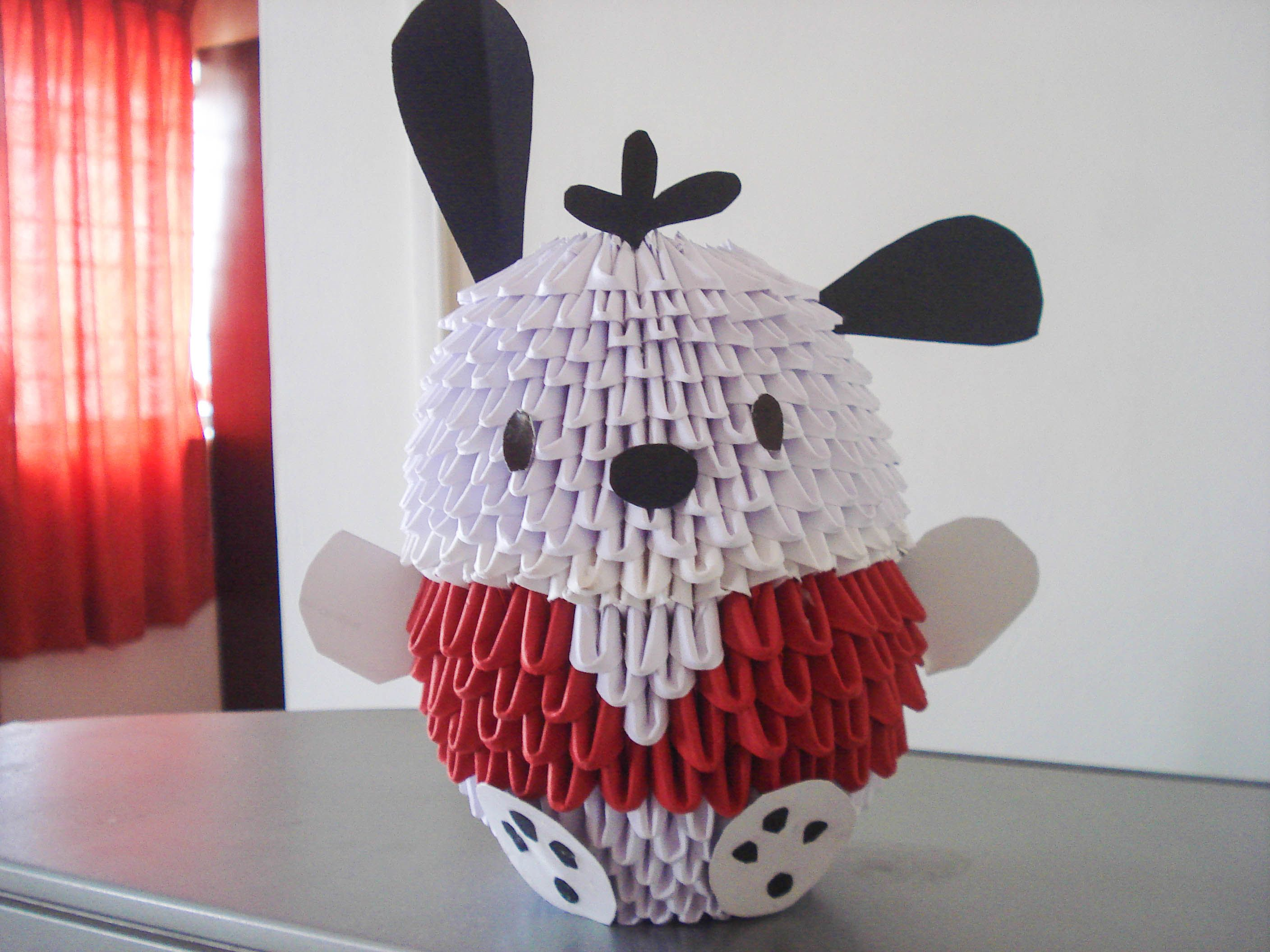 Pocchaco 3d Origami Sanrio Characters 3d Origami Origami Novelty Lamp