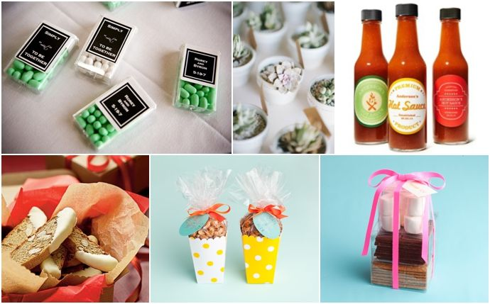 wedding gifts gift ideas for your guests