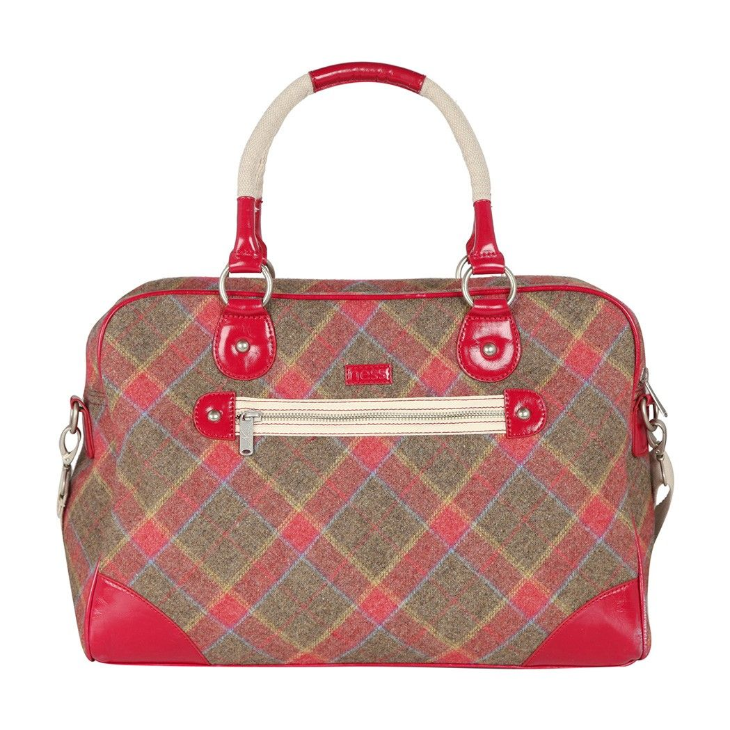 WEEKENDER Overnight Bag from Ness Clothing in Scotland  d76288291ee46