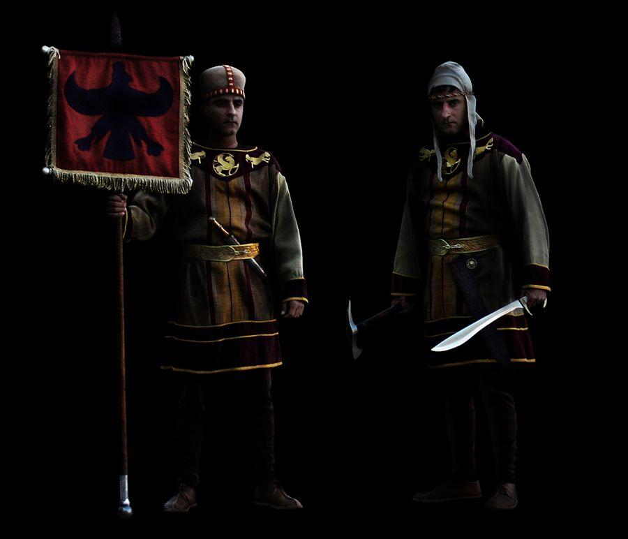 Persian Empire: Achaemenid Persian Immortal Elites