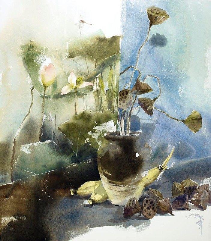 Китайский художник Feng Chang Jiang. Обсуждение на