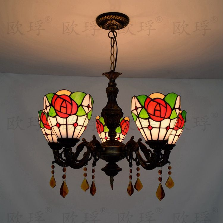 Living Room Lamps Crystal Lighting