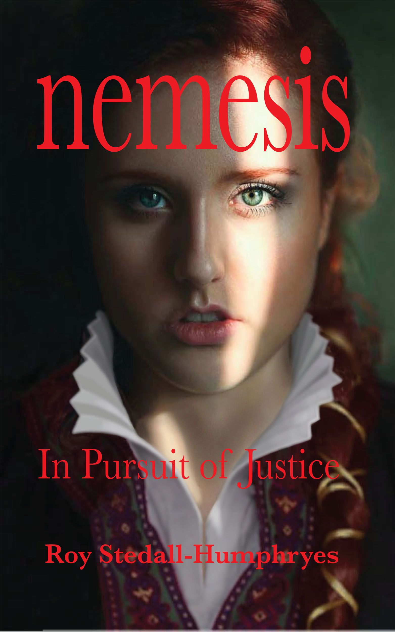Isabella, a 12th c woman of her time. She seeks justice, nothing will stop her until she has exacted retribution.